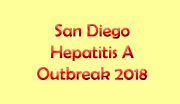 County of San Diego Hepatitis A Page